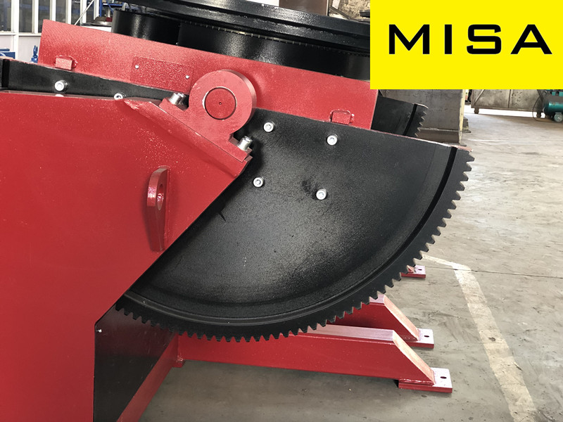 How Much Do You Know About The Maintenance Of Welding Positioner?